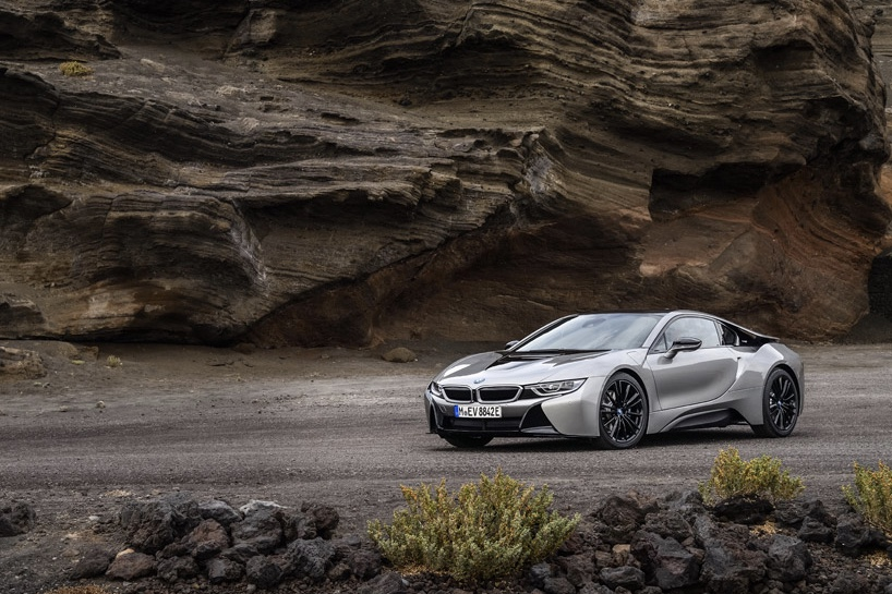 Video: New Bmw I8 Roadster And Coupe Are Here 1