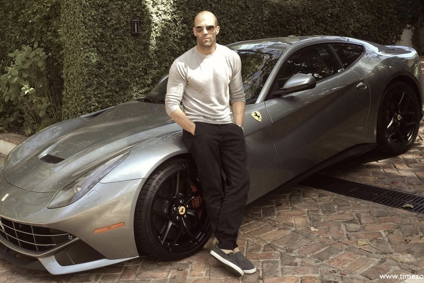 Video: The Jason Statham Vs. Vin Diesel Car Stand Off