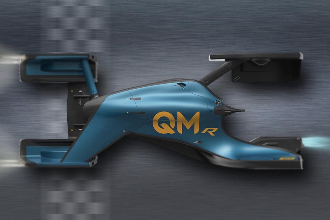 Automotive, Race, Quantum Levitation, Quantum Motor Racing, QMR, Cars, Futuristic, Concept Cars,SXdrv,