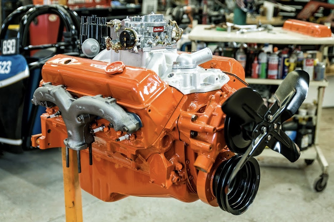 V8,Chevrolet,Redline Small-Block Engine,Small-Block Engine Rebuild,Engine Rebuild Timelapse,SXdrv,