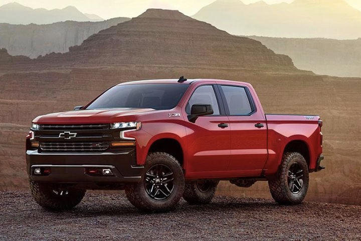Trucks,Silverado,2019,Chevrolet,Spotted,Automotive,SXdrv,