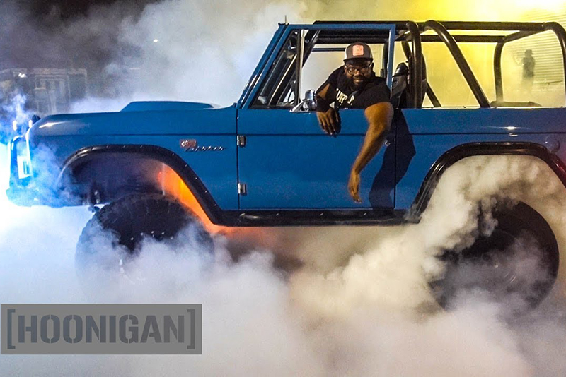 Video: The Hoonigans Kill Ken Block
