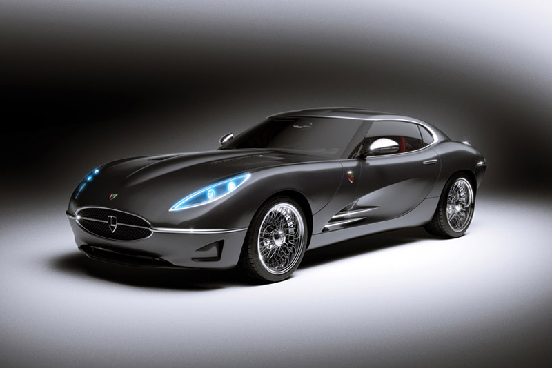 Video: Lyonheart K Coupé – A Luxury Sports Car That Pays Homage To The Jaguar E-type – Again! 1