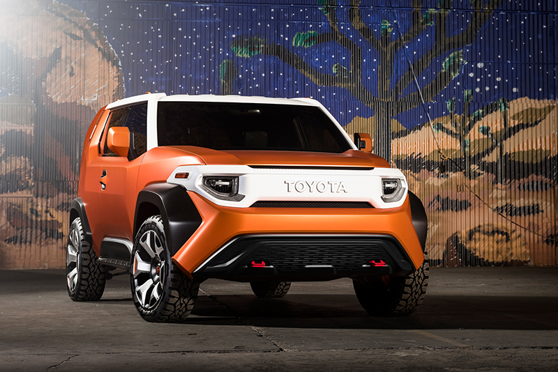 Video: Toyota Wants To Build A Small, Proper Off-roader – The Ft-4x 1