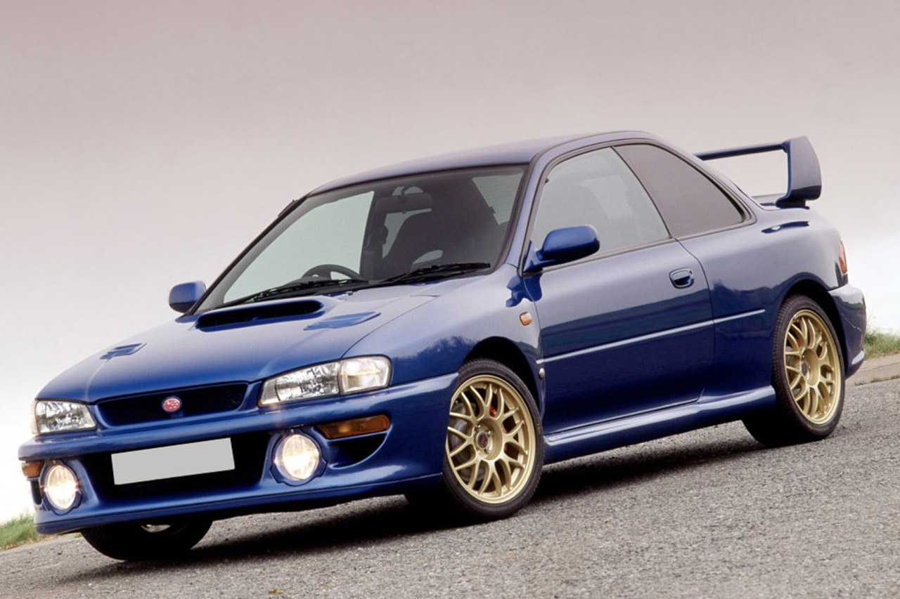 11 Cars That Prove The 90s Were Jdm's Golden Era 6