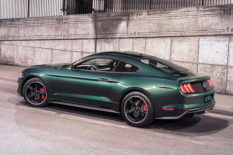Video: 2019 Ford Mustang Bullitt revealed! 1