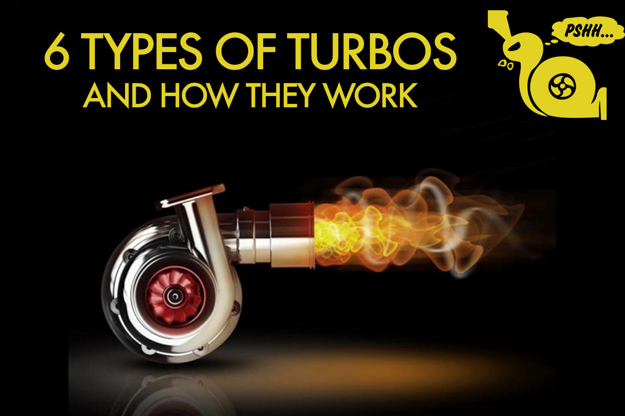 Video: 6 Types Of Turbos, And How They Work 1