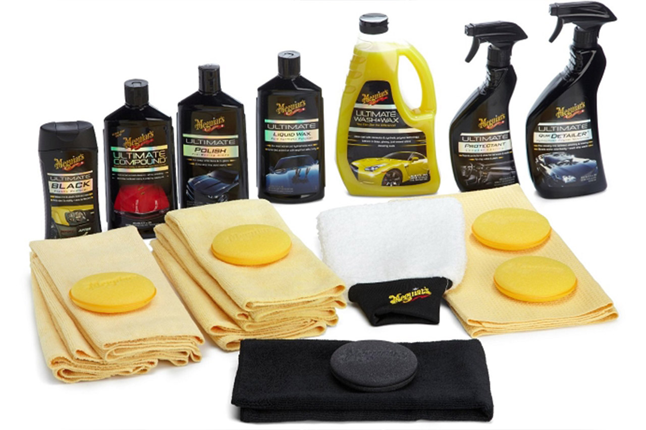 How to clean your car properly... Wax on, Wax off! 2