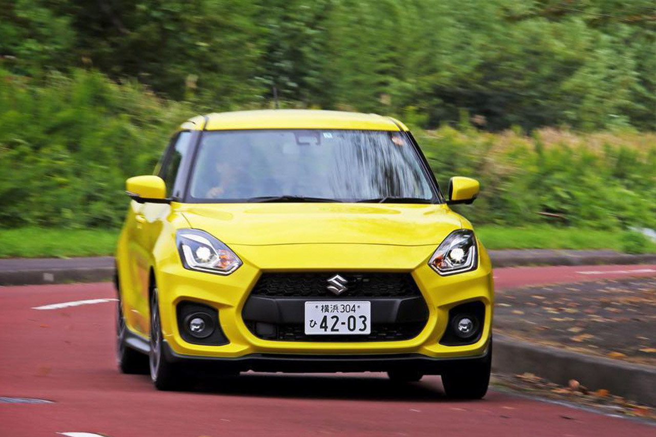 The All New Suzuki Swift...And all the tech that comes with it! 2