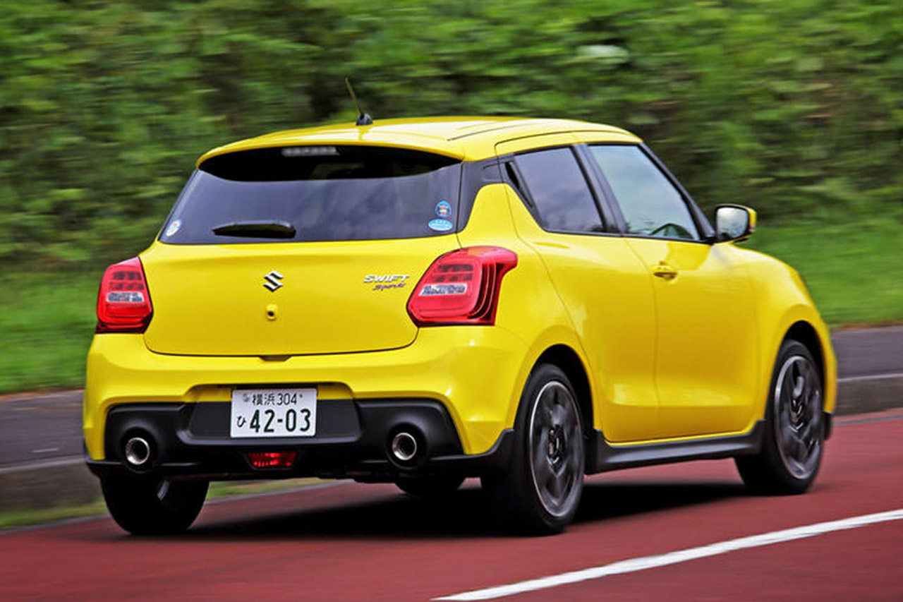 The All New Suzuki Swift...And all the tech that comes with it! 3
