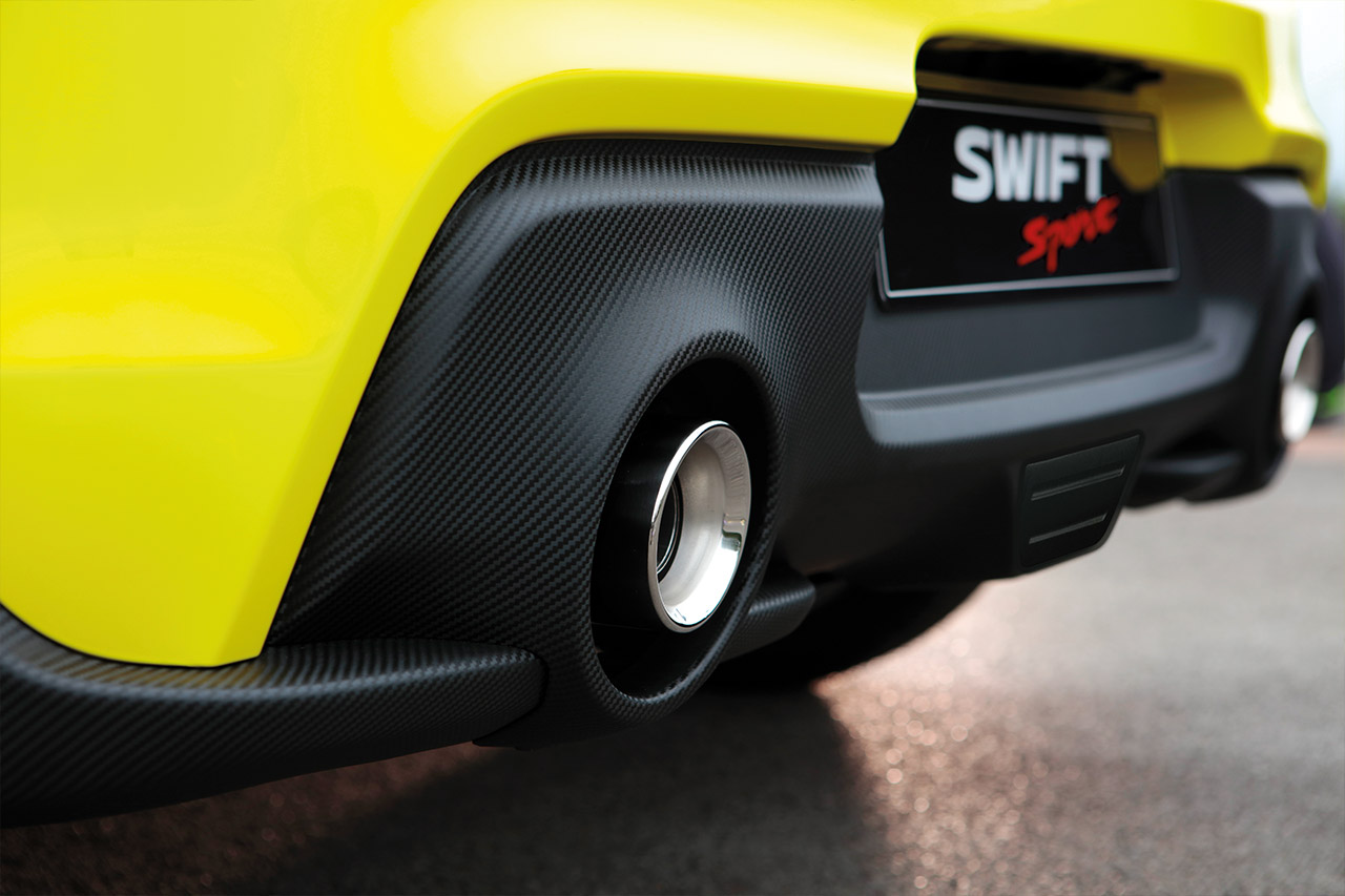 The All New Suzuki Swift...And all the tech that comes with it! 8
