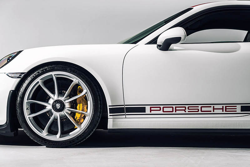 Video: Squeaky Breaks? Stop Complaining, Says Porsche! 1