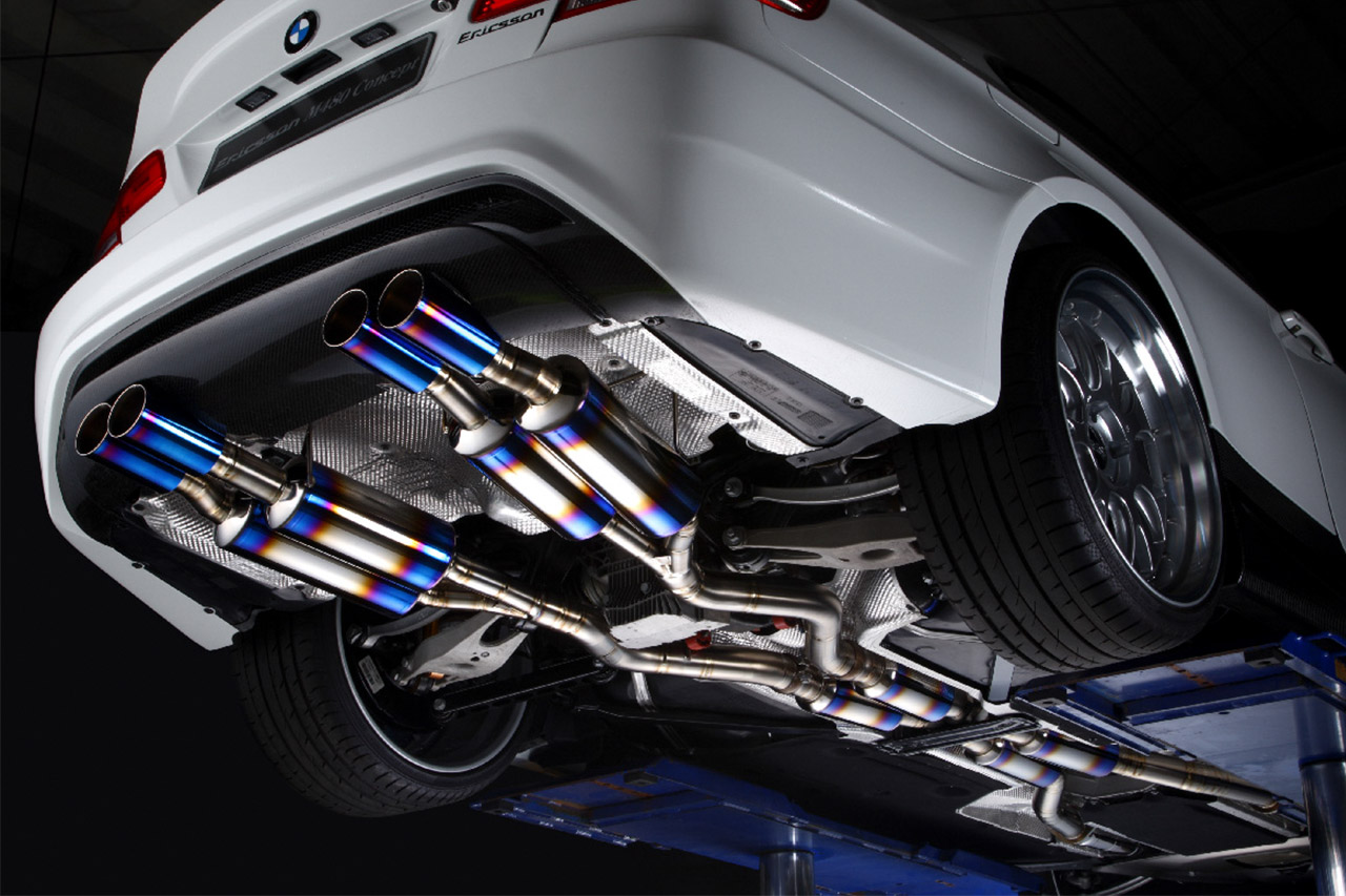Choosing The Right Exhaust System 1