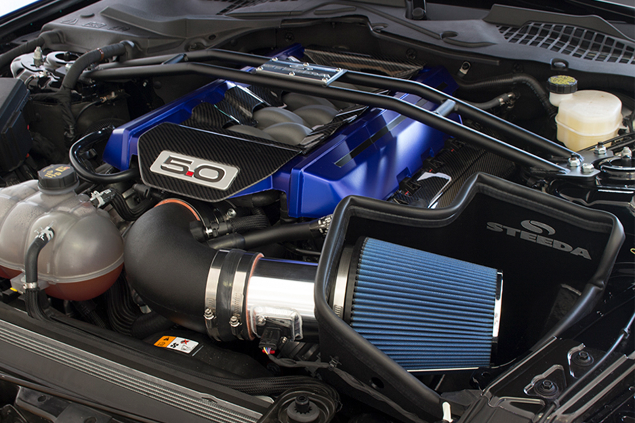 Why should you install a cold air intake? 1