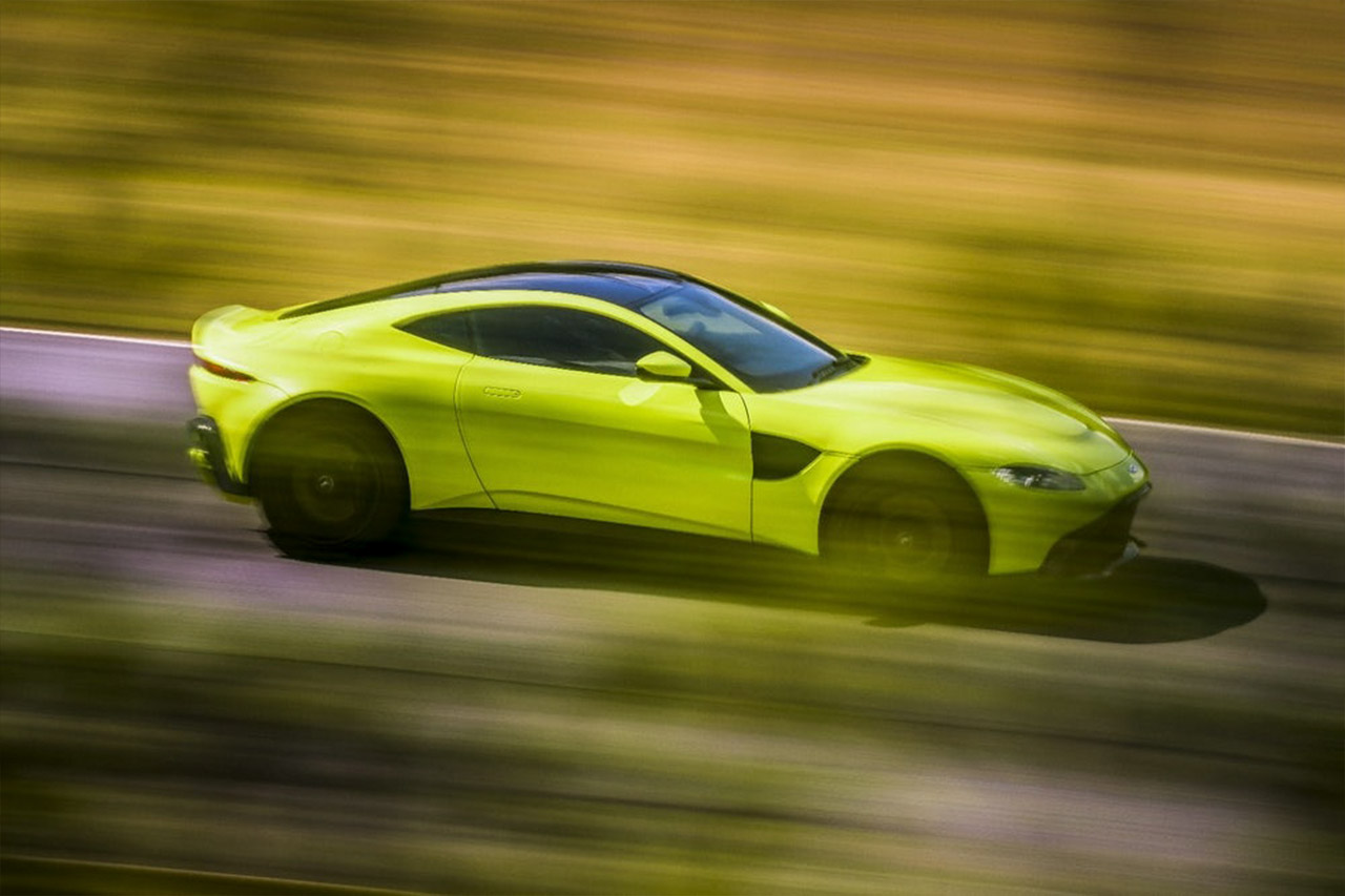 The 2018 Aston Martin Vantage is here, what are your thoughts? 1