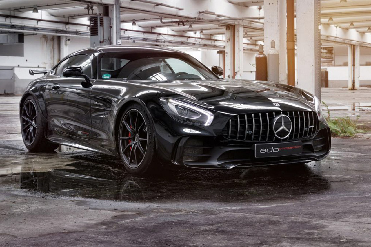 Mercedes-AMG GT R By Edo 1