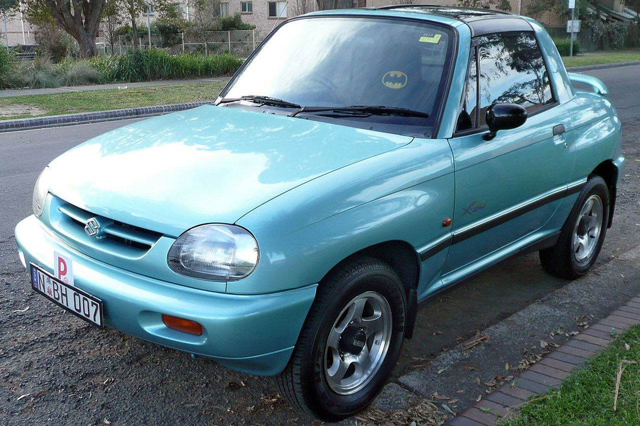 Top 10 Ugliest Cars Ever Built! 2
