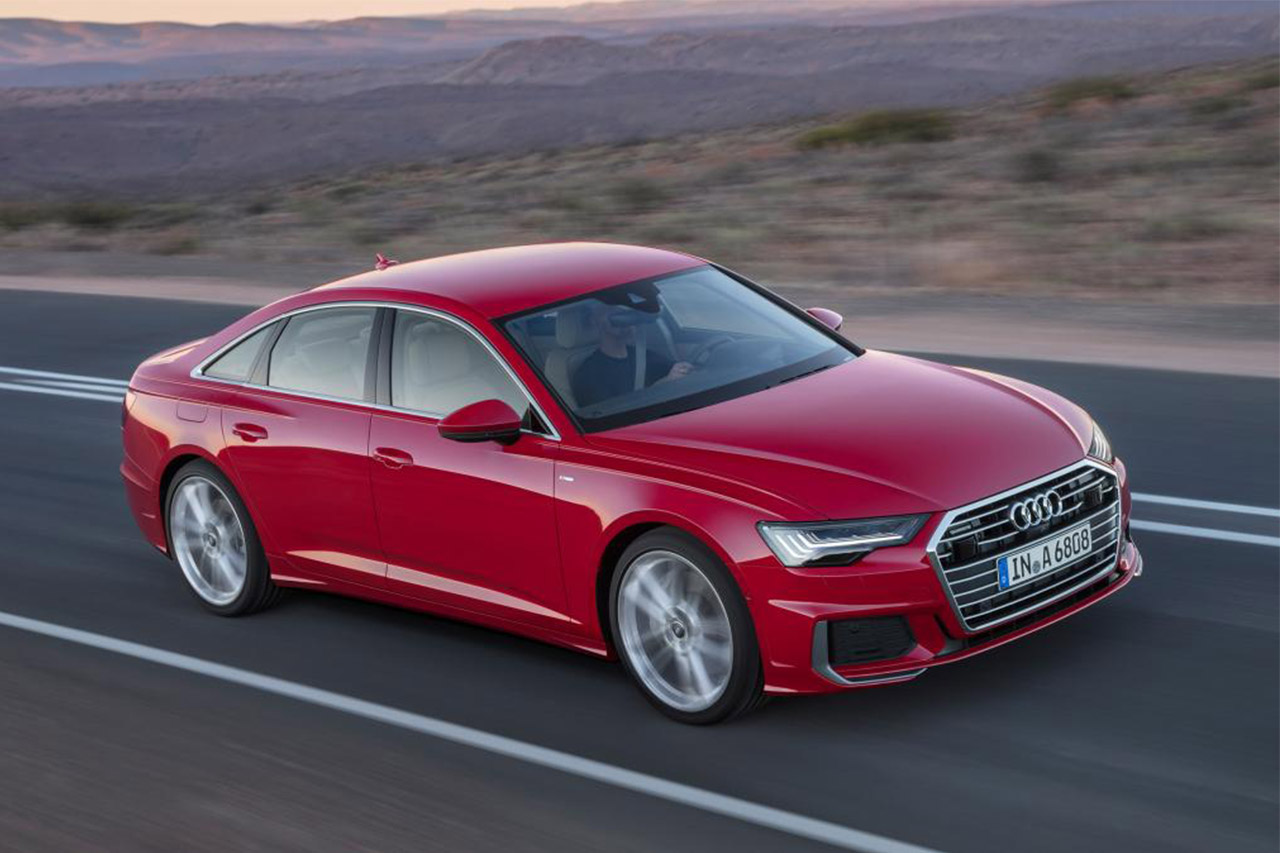 All New Audi A Is It A BMW Series Beater - Audi new series