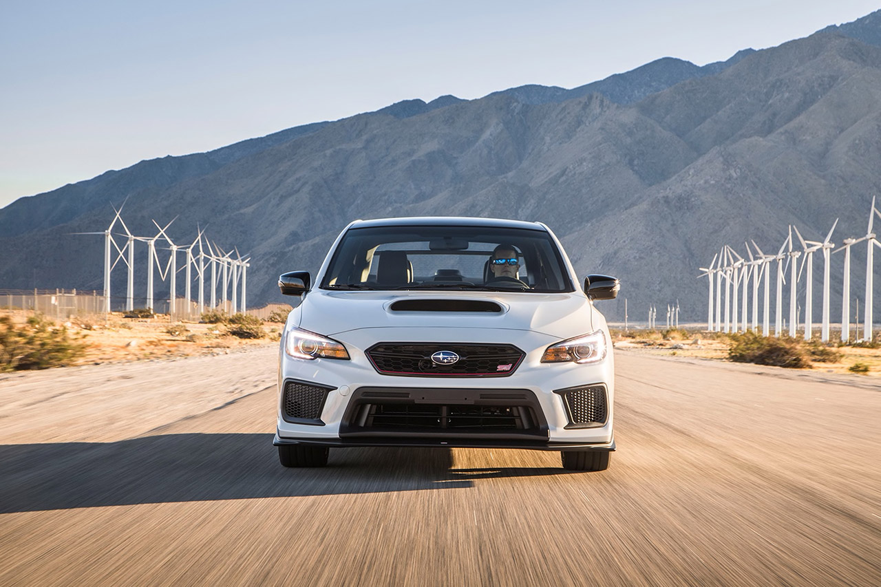 2018 Subaru WRX and WRX STI – the last of last? 1