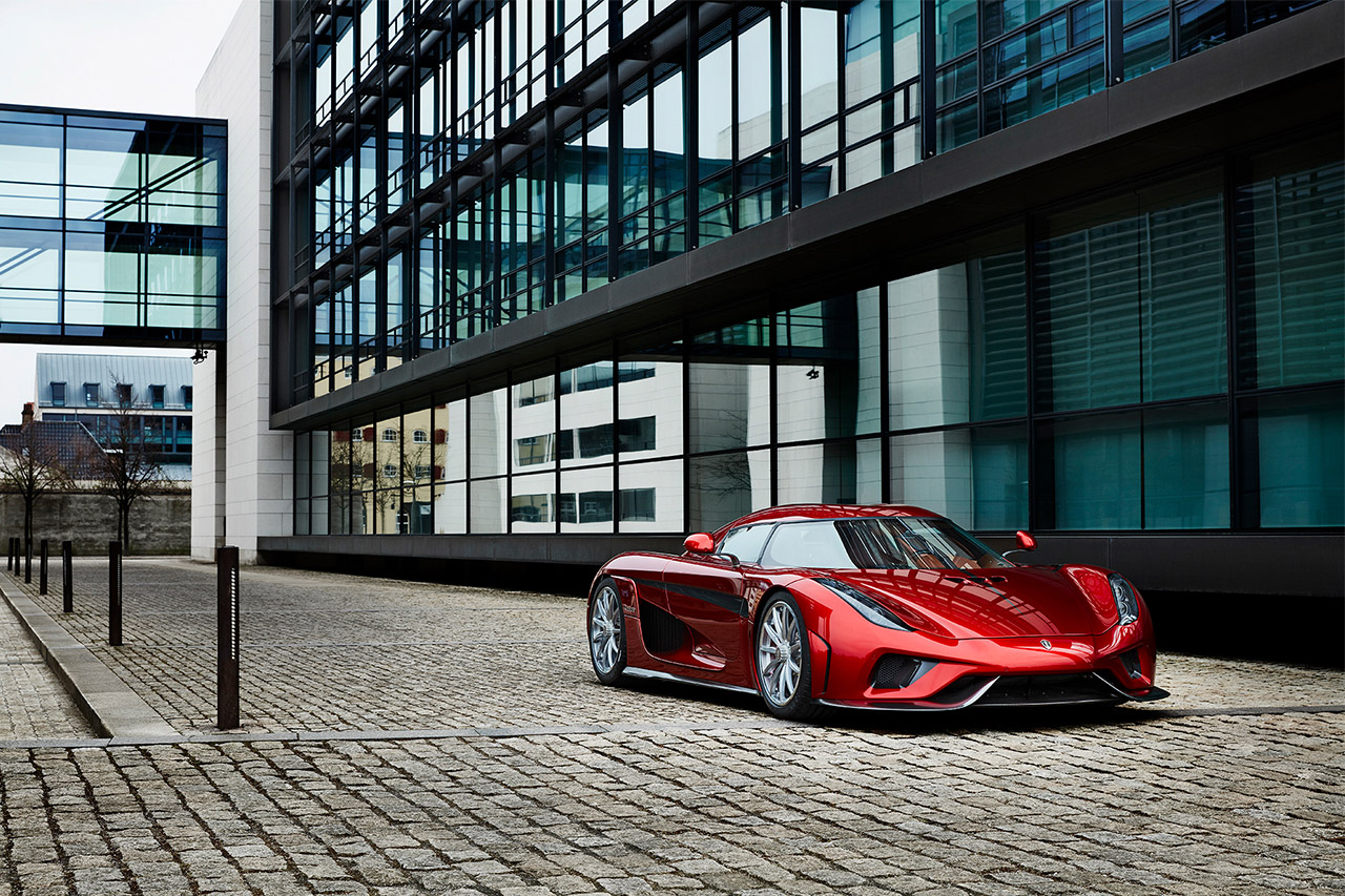 Koenigsegg Regera – The most lethal piece of art 1