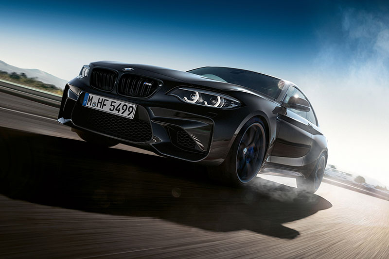 Bmw Reveals The M2 Coupe Edition Black Shadow – A Tribute To The Best-selling M Car Of 2017 1