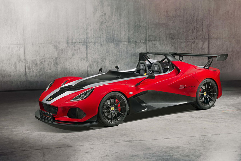 two-seater,sxdrv,supercars,584 pounds of downforce,325 lb-ft of torque,430 horsepower,3.5-litre V6,Lotus 3-Eleven 430,