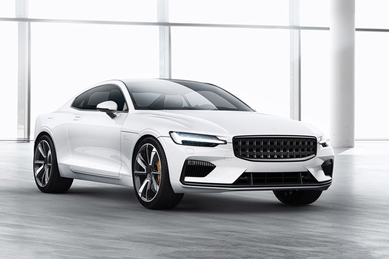 Polestar 1 A Two Door Electric Coupe You Purchase On Subscription
