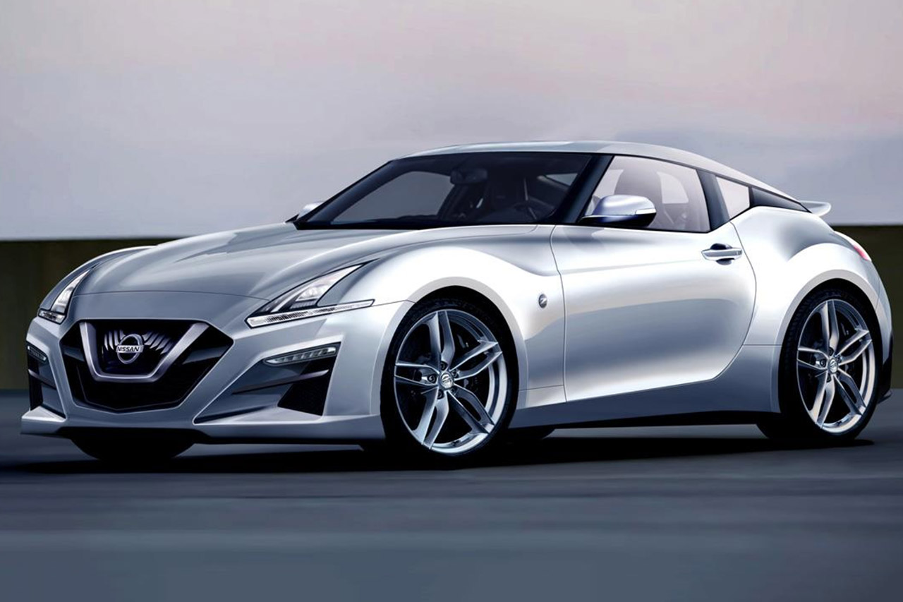 New Nissan Z Sports Car To Spawn 475bhp V6 Nismo Model Image 5
