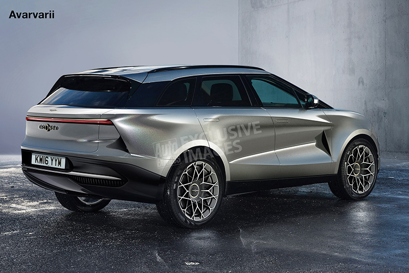 Aston Martin Launches Luxury Brand Lagonda With An Suv Ev Image 2