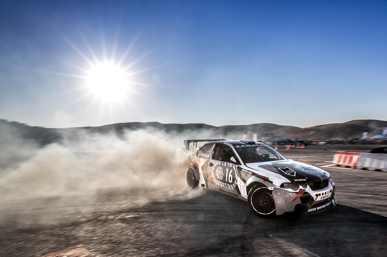 Aerodynamics In Drifting – Does Downforce Matter? 5