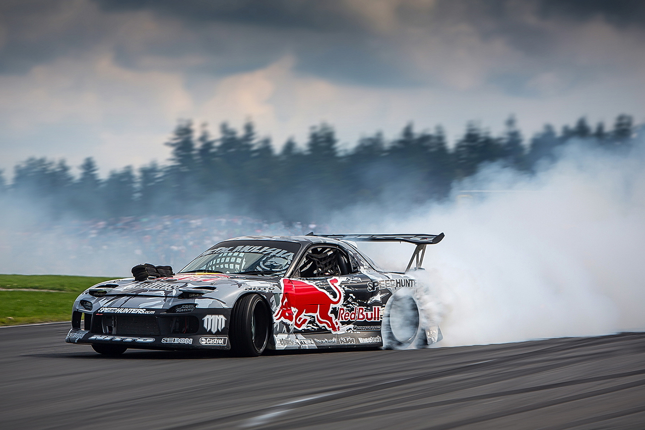 Aerodynamics In Drifting – Does Downforce Matter? 6