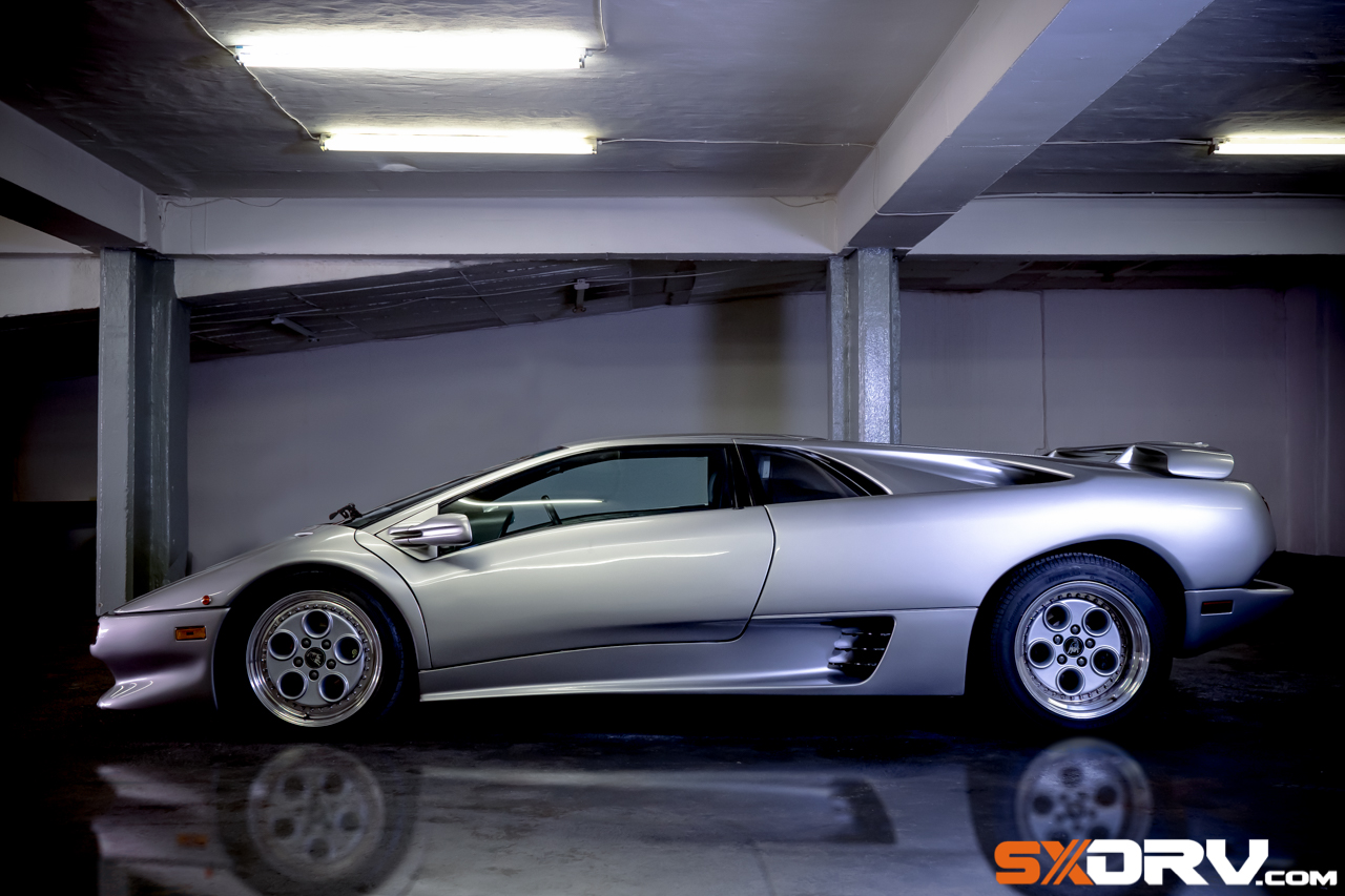 Exclusive: Lamborghini Diablo Vt – The