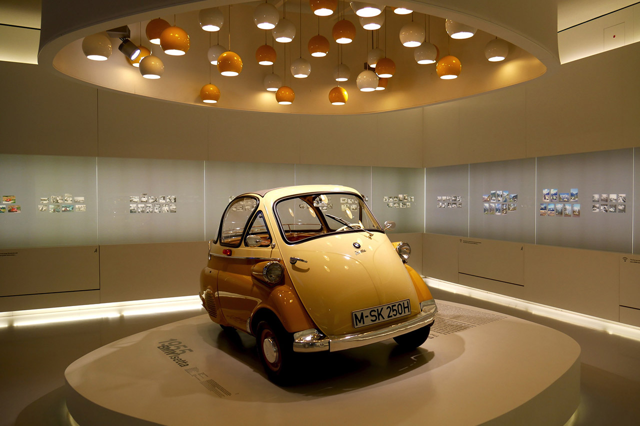 Bmw Museum – From The Past To The Future All Under One Roof 2