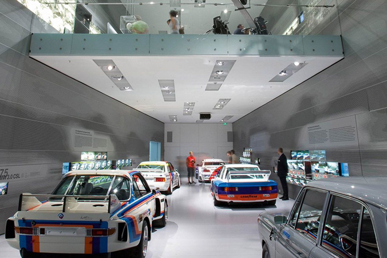 Bmw Museum – From The Past To The Future All Under One Roof 3