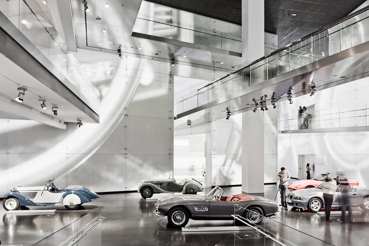 Bmw Museum – From The Past To The Future All Under One Roof 4