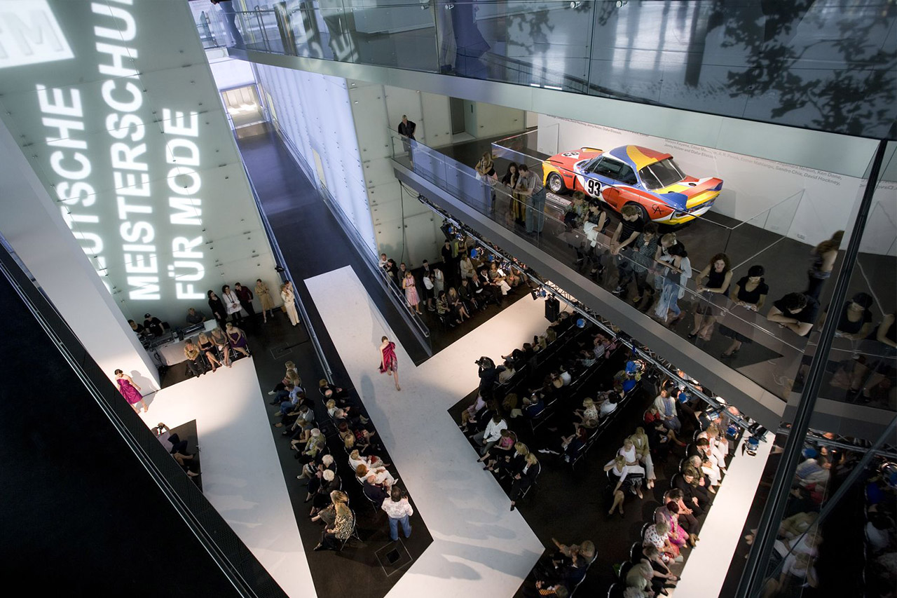 Bmw Museum – From The Past To The Future All Under One Roof 5
