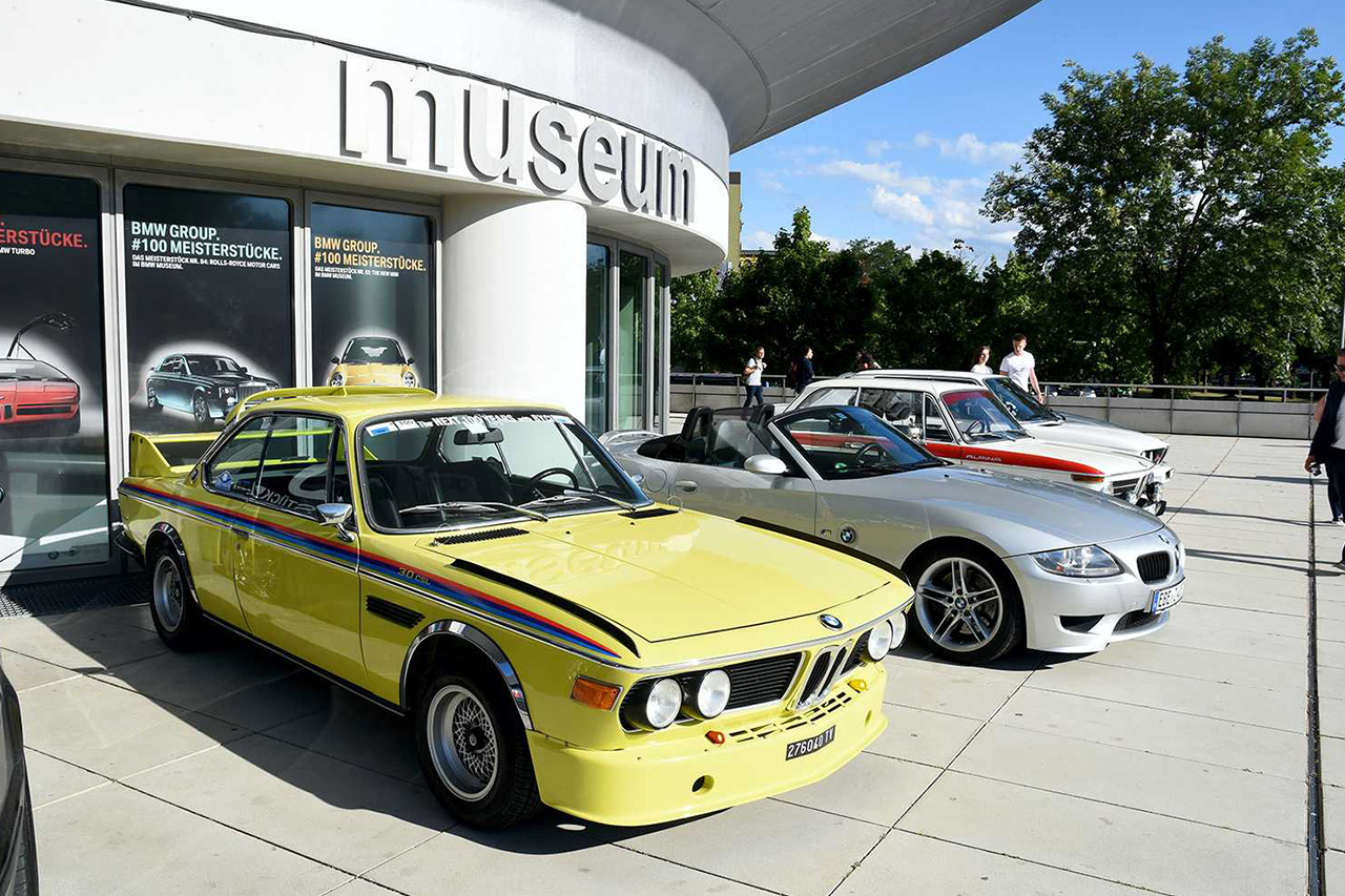 Bmw Museum – From The Past To The Future All Under One Roof 8