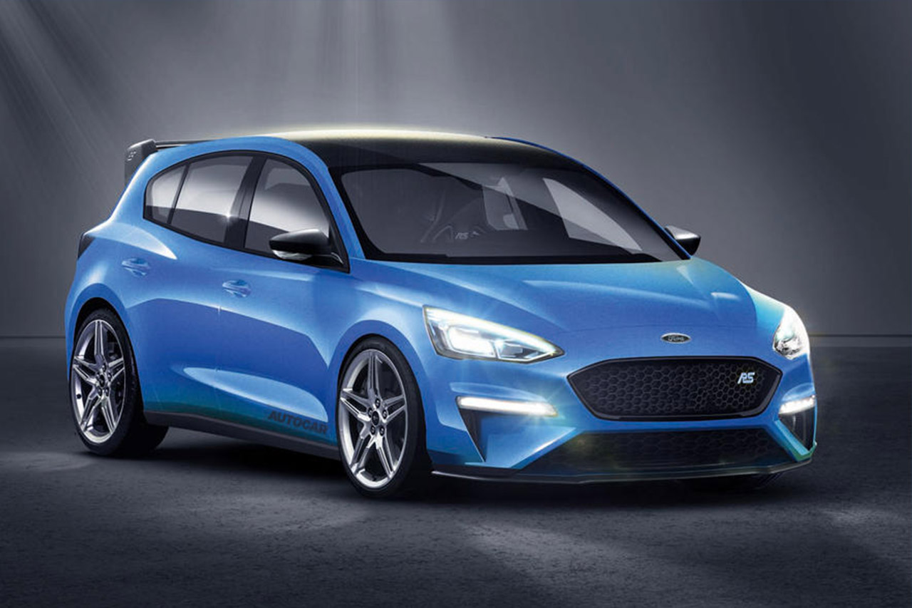 2020 Ford Focus Rs To Have 400bhp – Germans Beware! 1