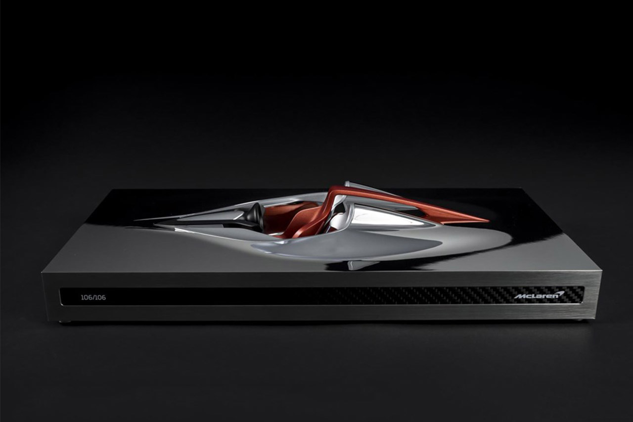 Mclaren Bp23: Art Sculptures For Clients Of Pre-ordered Vehicles 1
