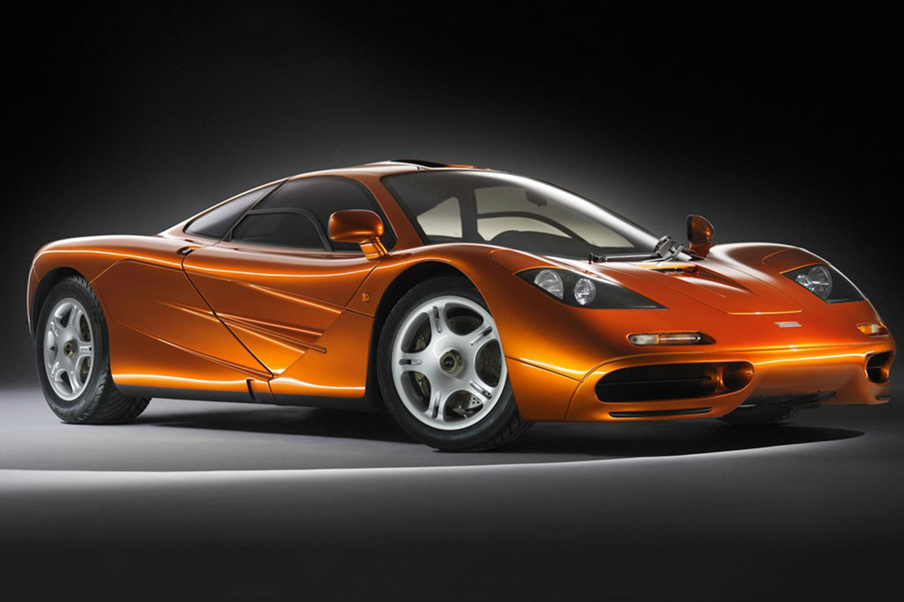Mclaren Bp23: Art Sculptures For Clients Of Pre-ordered Vehicles 12