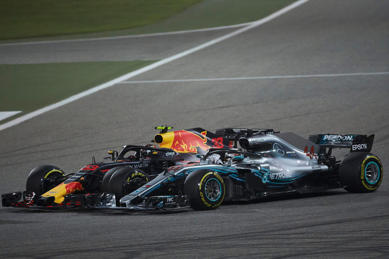 F1: Vettel Holds Off Bottas For Bahrain Win 2