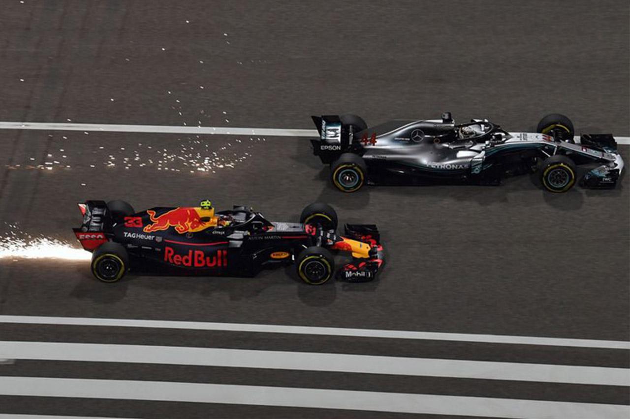 F1: Vettel Holds Off Bottas For Bahrain Win 3