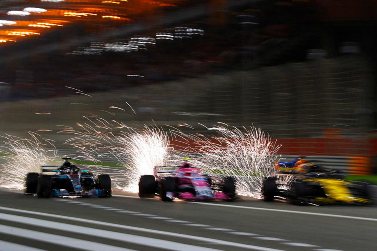 F1: Vettel holds off Bottas for Bahrain win 7