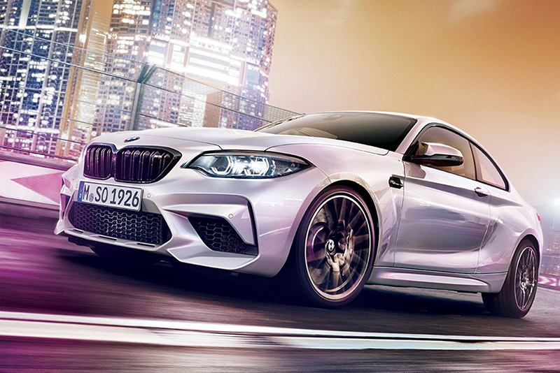 Bmw M2 Competition Pack Leaked Online – Upgrading A Beast 1