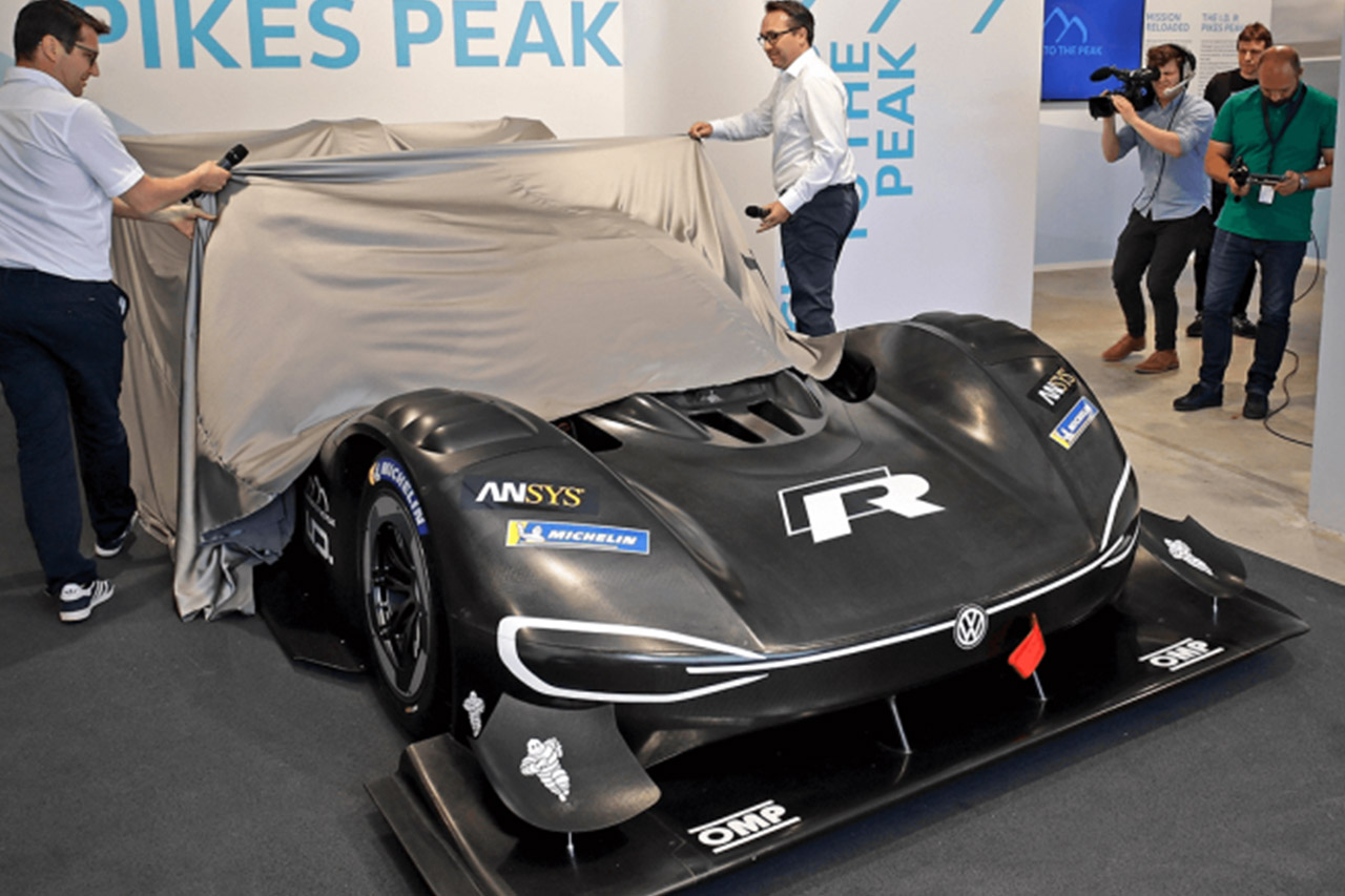 671bhp Volkswagen I.d. R Pikes Peak Revealed 1