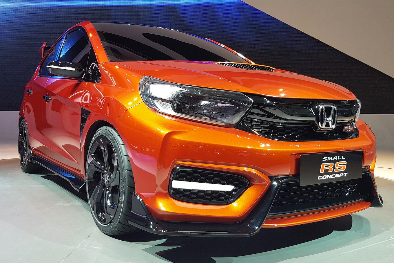 sxdrv,CR-V,Brio,Civic Type R,Honda Small RS,Concept,Honda,Nurburgring,Indonesia International Motor Show,