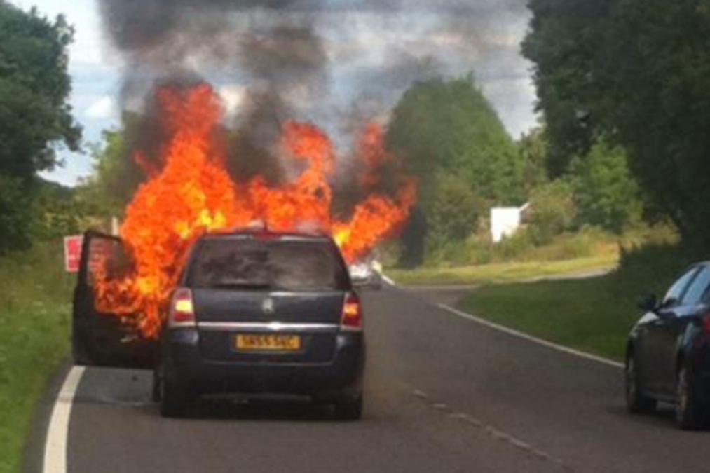 Vauxhall Zafira Fires: Manufacturer Facing A Criminal Investigation 1