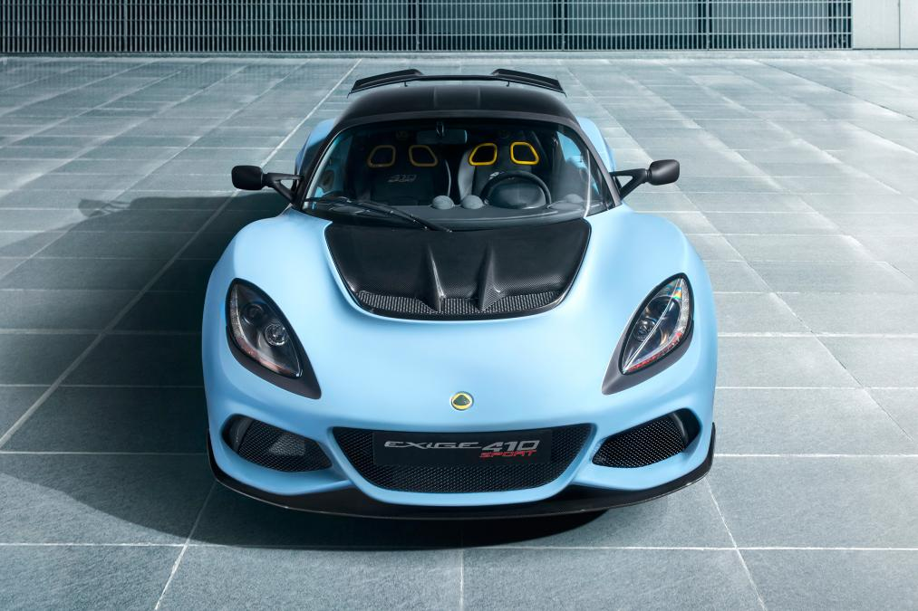 Say Hello To The Lotus Exige Sport 410 – Cue The Fireworks!