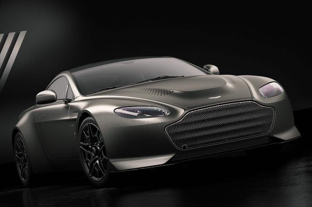 Aston Martin Unleashes Run-out V12 Vantage V600 1