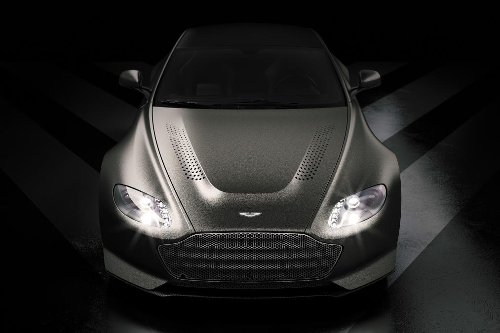 Aston Martin Unleashes Run-out V12 Vantage V600 2